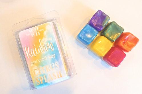 Over the Rainbow Soap