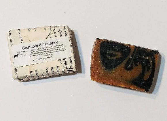 Charcoal & Turmeric
