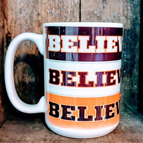 Oversize Believer Mug