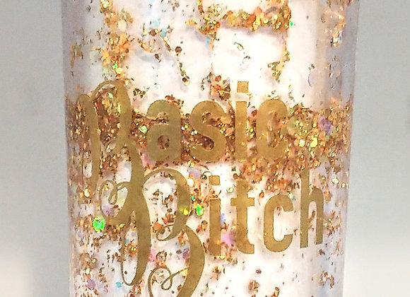 Basic B*tch Acrylic Tumbler