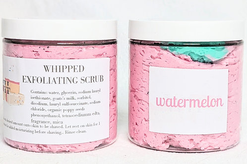 Whipped Exfoliating Soap