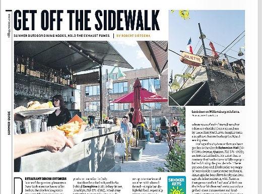 PHOTOGRAPHS: Summer Arts Guide: Get off the Sidewalk!