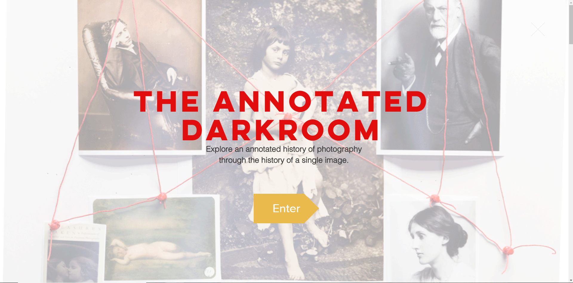 The Annotated Darkroom