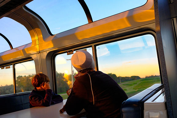 The Empire Builder: What I Discovered on a 50-Hour Train Ride Across America