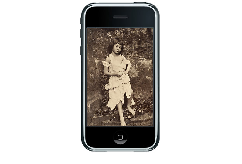 Alice Liddell of Lewis Carroll Alice in Wonderland photography criticism