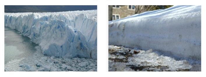 Glacier/ Footpath