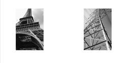 Eiffel Tower/ Power Lines