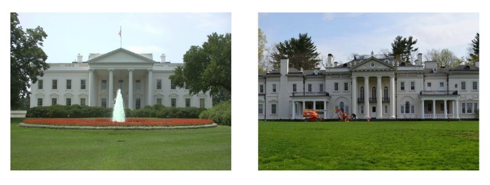 White House/Blithewood, Bard College