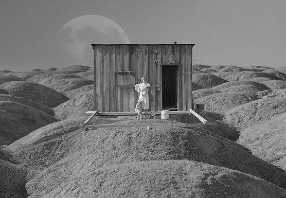 Dorothea Lange in Space