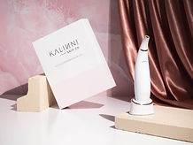 Kalinni-microdermabrasion-device-styled-