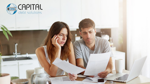 Talk To The Debt Solutions Specialists