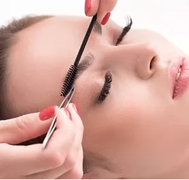Stunning Lashes And Brows