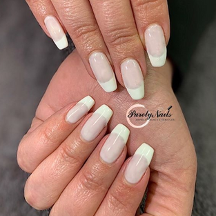Purely Nails Mobile Services