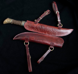 Celtic scabbards
