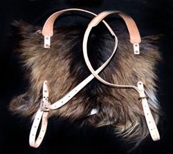 Goathide backpack