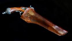 Flintlock holster