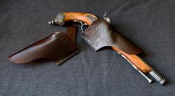 Flintlock short holsters