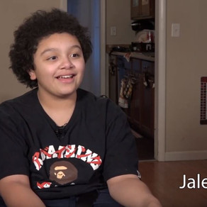 Getting to Know Beneficiary, Jalen