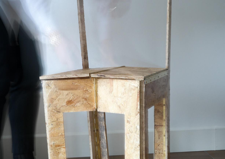 functionele klapstoel