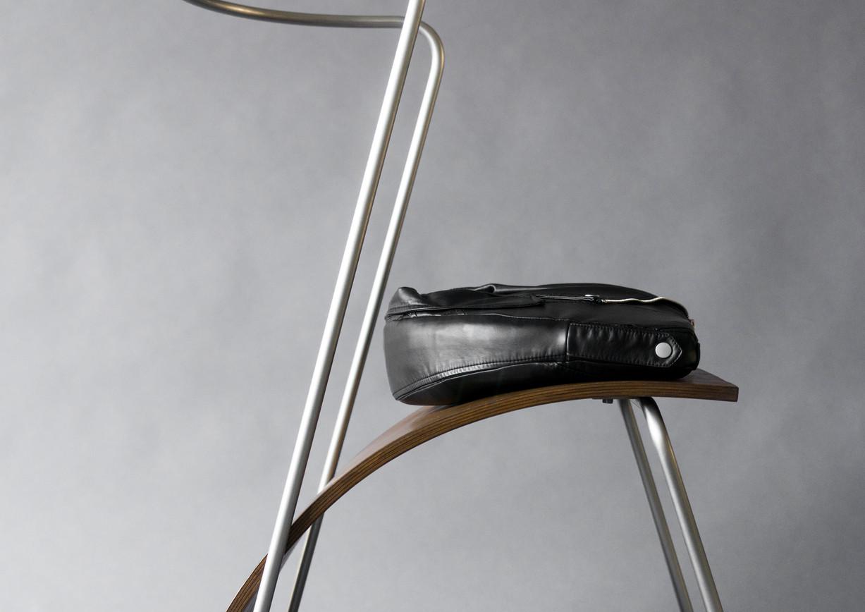 Grease stoel