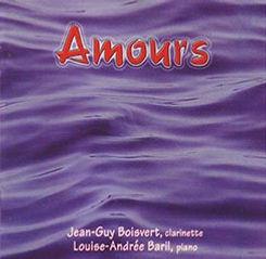 Album Amours
