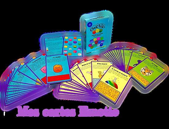 Jeu de cartes EMOTIO®