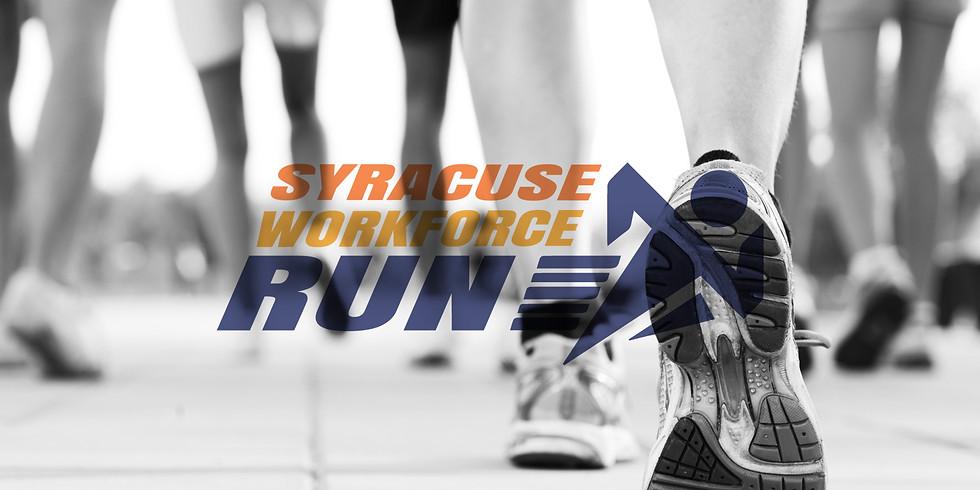 Syracuse WorkForce Run