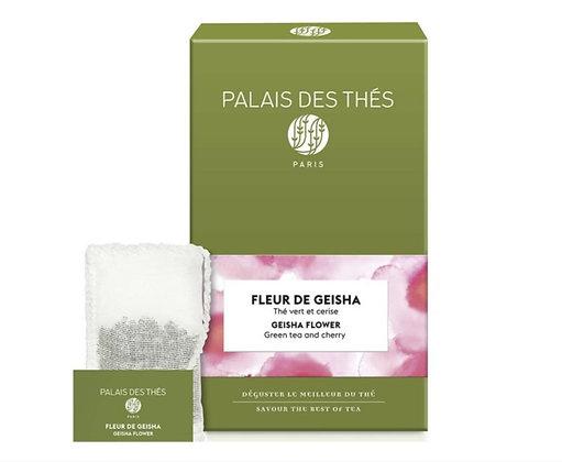 Fleur de Geisha, Palais des thés.