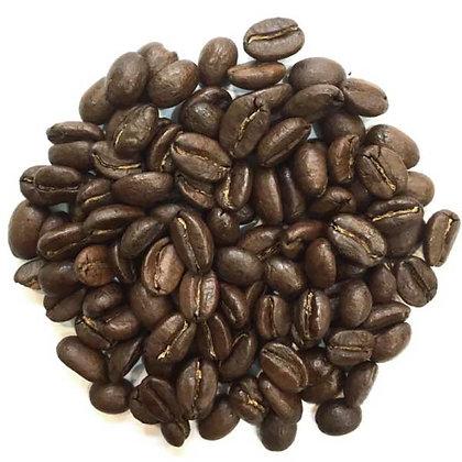 Café mélange Expresso BIO, mélange de cafés doux, à partir de 125g.