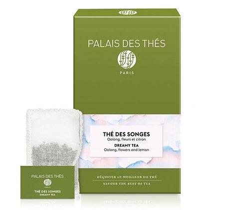 Thé des Songes, Palais des thés.