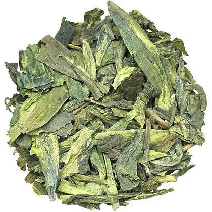 Thé vert Lung Jing BIO, à partir de 50g.