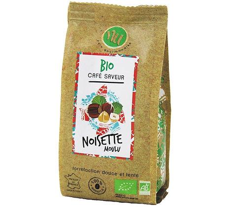 Café moulu BIO saveur noisette - 125 g - NÜ
