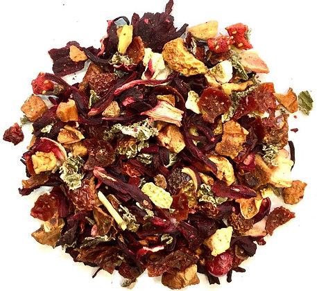 Mélange de fruits Fruits rouges BIO, à partir de 50g.
