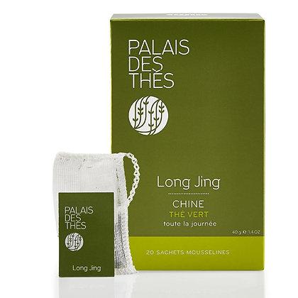 Long Jing, Palais des thés