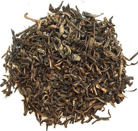 Thé noir Yunnan Pu-Erh BIO, à partir de 50g.