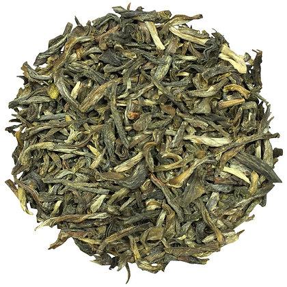 Thé vert Yunnan vert BIO, à partir de 50g.