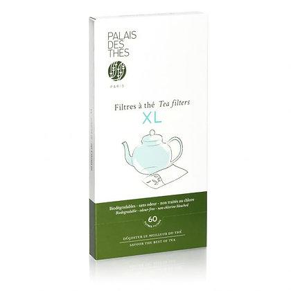 Filtre à thé papier XS ou XL