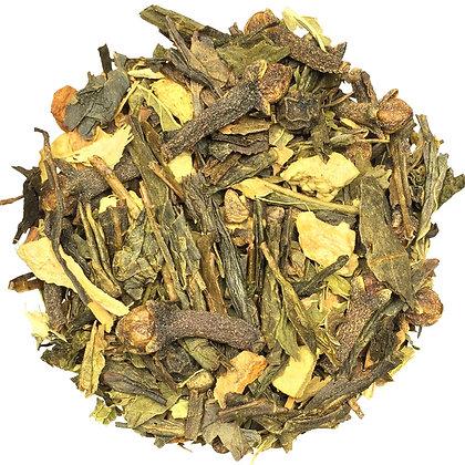 Thé vert Chaï Tea, à partir de 50g.