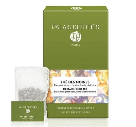 Thé des Moines, Palais des thés.