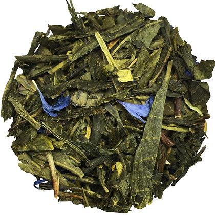 Thé vert Herbe bleue, à partir de 50g.