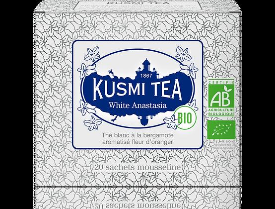 White Anastasia Bio, Kusmi Tea.