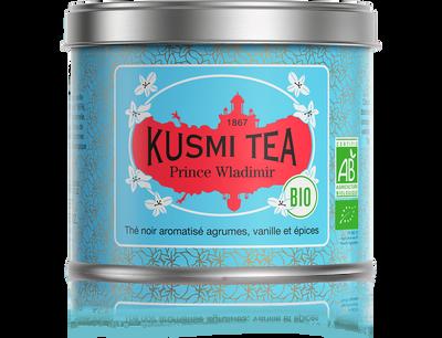 Prince Wladimir bio, Kusmi Tea.