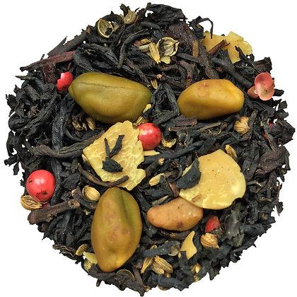 Thé noir Fête d'hiver, à partir de 50g.