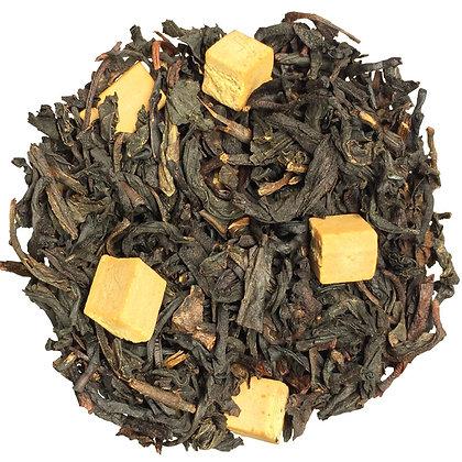 Thé noir Caramel, à partir de 50g.