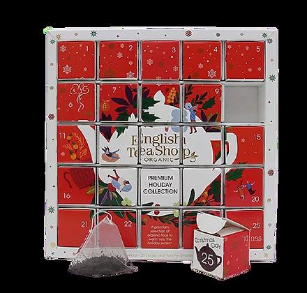Calendrier de l'Avent puzzle English Tea BIO