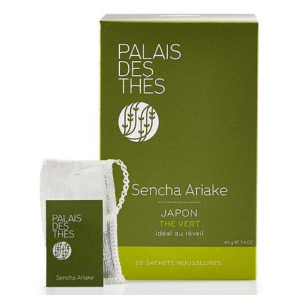 Sencha Ariake, Palais des thés