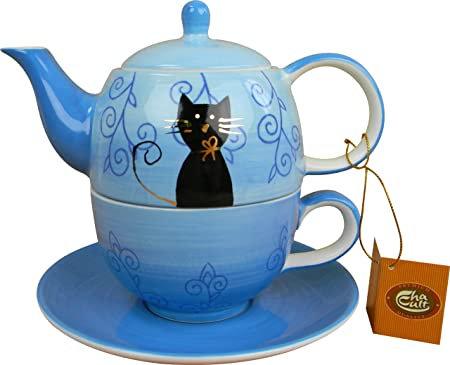 Service à thé solitaire