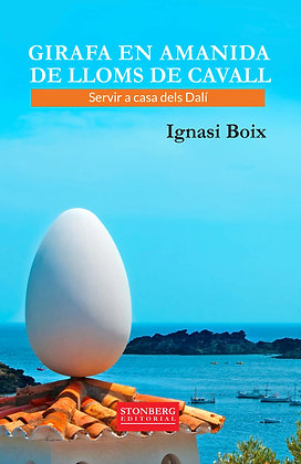 GIRAFA EN AMANIDA DE LLOMS DE CAVALL - Ignasi Boix