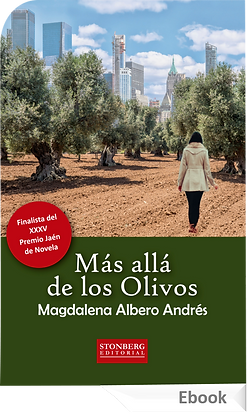 MÁS ALLÁ DE LOS OLIVOS - Magdalena Albero Andrés