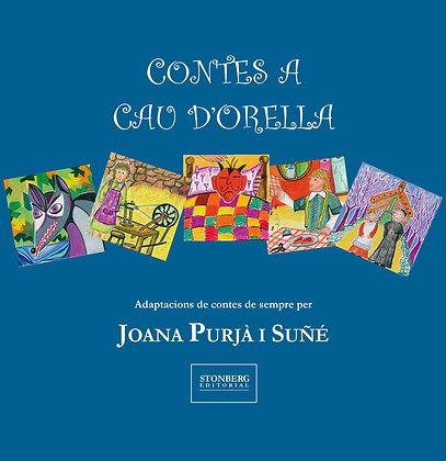 CONTES A CAU D'ORELLA - Juana Purjà i Esperança Ros